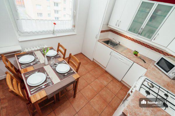 Fotografie kuchyně pohled z vrchu