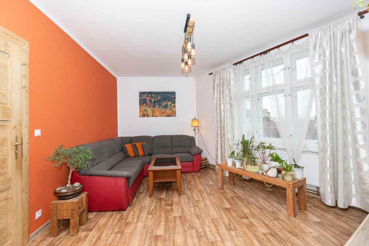 Obývací pokoj HK