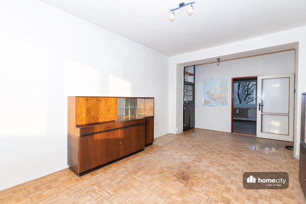 Obývací pokoj prázdný