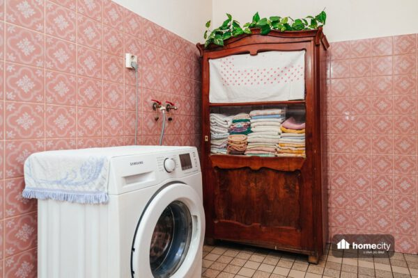 Pračka s komodou