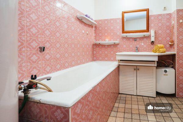 Stará koupelna na chalupě