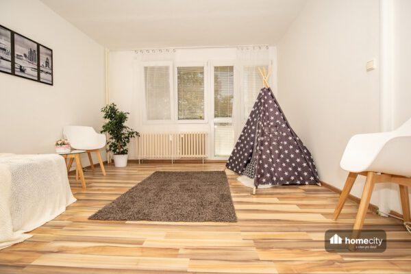 fotografie dětského pokoje
