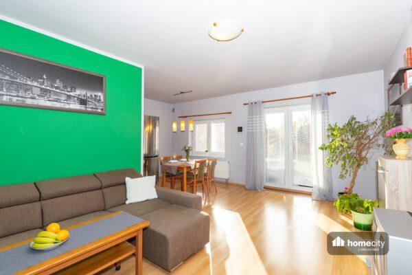 Část obývacího pokoje Holice