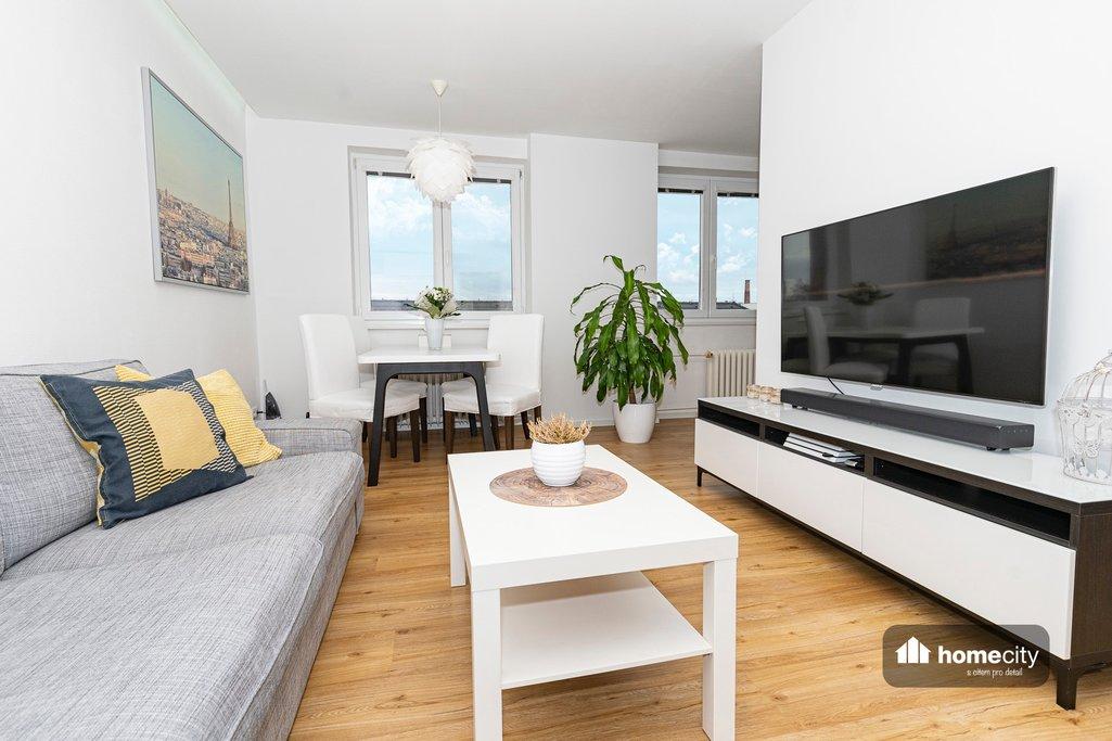 Obývací pokoj s TV